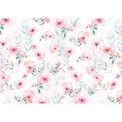 Fotokarton 300g - květy A4