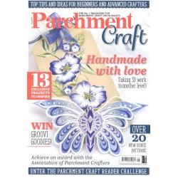 Parchment Craft 2018/05 - časopis