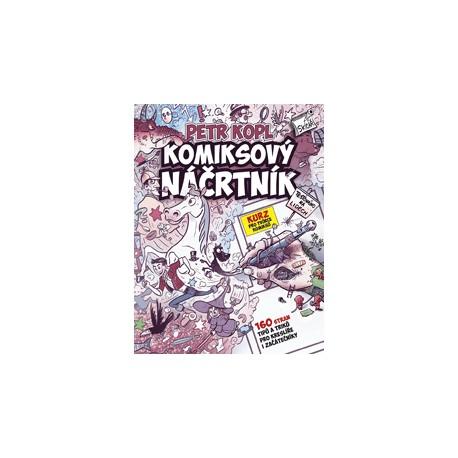 Komiksový náčrtník