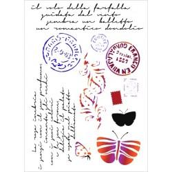 Šablona A4 - Poštovní