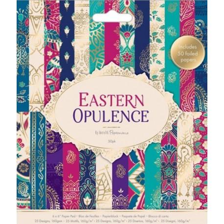 Sada papírů 15x15 Eastern Opulence