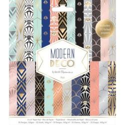 Sada papírů 15x15 Modern Deco