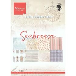 Sada papírů A5 Seabreeze (MD)