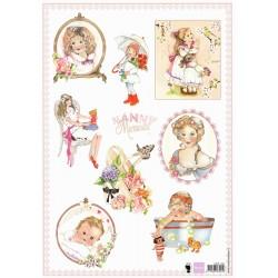 Papír A4 Nanny Memories 2 (MD)
