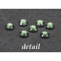Hot-Fix kamínky Swarovski - Chrysolite zelené 3mm