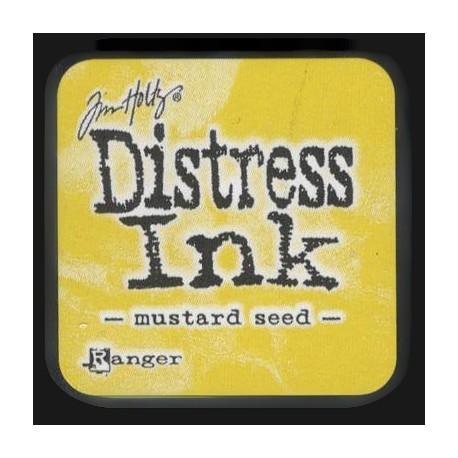 Distress Ink MINI polštářek - Mustard Seed