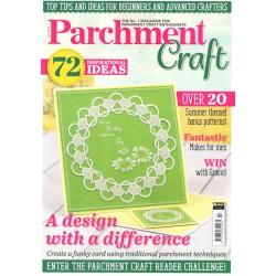 Parchment Craft 2018/07 - časopis