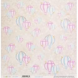 Lullaby, vzor 07 - 30,5x30,5 scrapbook