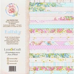 Sada papírů Lullaby 15x15