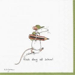 První den školy 33x33