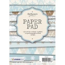 Sada papírů 14,8x10,5 Paper Pad Bloc, nr.94 (SL)