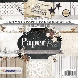 Sada papírů 15x15 Frozen Forest nr.87 (SL)