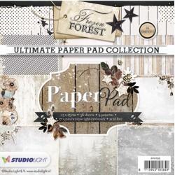 Sada papírů 15x15 Frozen Forest nr.88 (SL)