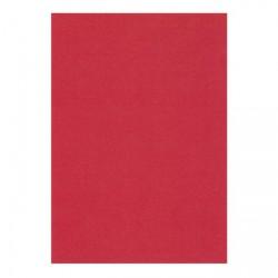 Sada 20ks pergamenových papírů 150g, A5 - červená (GROOVI)