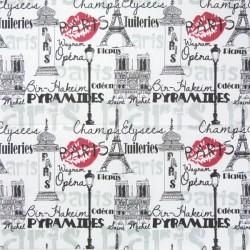 Paris památky 33x33
