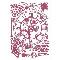 Šablona - Stroj času (A4)