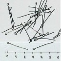 Ketlovací jehla - 2cm, 5ks - Černý zinek