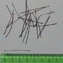 Ketlovací nýt - 3,5cm 5ks staroměď