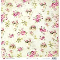 Bellissima Rosa 06 - 30,5x30,5 scrapbook (Craft&You)