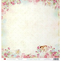Shabby Baby 02 - 30,5x30,5 scrapbook (Craft&You)