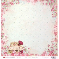 Shabby Baby 03 - 30,5x30,5 scrapbook (Craft&You)