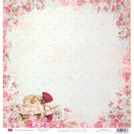 Shabby Baby 03 - 30,5x30,5 scrapbook (Craft&You)