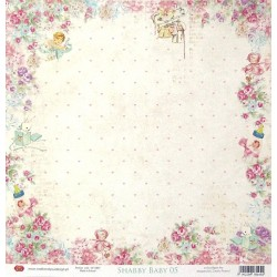 Shabby Baby 05 - 30,5x30,5 scrapbook (Craft&You)