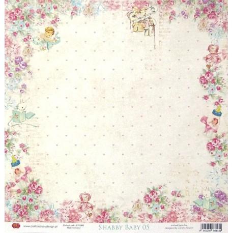 Shabby Baby 05 - 30,5x30,5 scrapbook (Craft&You)