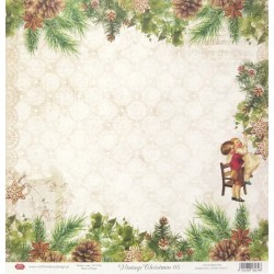 Vintage Christmas 05 - 30,5x30,5 scrapbook (Craft&You)