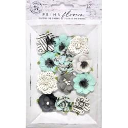 Sada pap.květů Flirty Fleur 12ks větší (Prima Marketing)