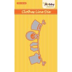 Vyřezávací šablona - Dětské prádlo (Nellie´s Choice)