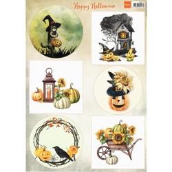 Papír A4 Happy Helloween (MD)