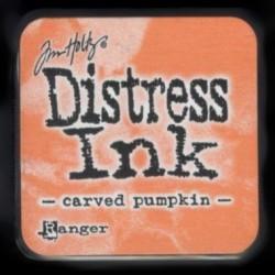 Distress Ink MINI polštářek - Carved Pumkin