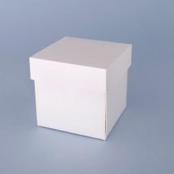 Exploding box bílý 10cm
