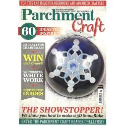 Parchment Craft 2018/11 - časopis