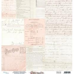Dear Diary č.05 - 30,5x30,5 scrapbook (MT)