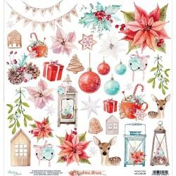 Christmas Stories č.09 - 30,5x30,5 scrapbook (MT)