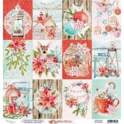 Christmas Stories č.06 - 30,5x30,5 scrapbook (MT)