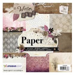 Sada papírů 15x15 Winter Days č.99 (SL)