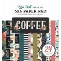Sada papírů 15x15 COFFEE (EP)