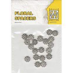 Kovový mezerník Květ 20ks (Nellie´s Choice)