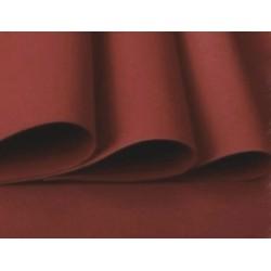 Foamiran 35x29cm, indiánská červená