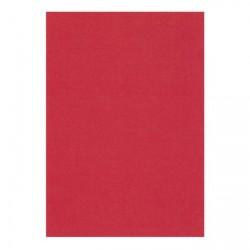 Pergamenový papír 150g, A5 - červená (GROOVI)