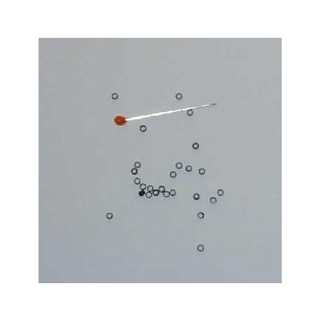 Rokajl, otvor 0,9 mm (staroměď)