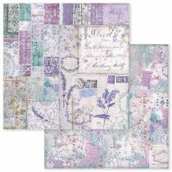 Provence, patchwork 30,5x30,5 scrapbook