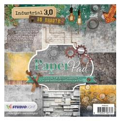 Sada papírů 15x15 Industrial 3.0 č.101