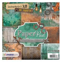 Sada papírů 15x15 Industrial 3.0 č.102