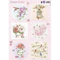 Papír A4 Romantic Dreams Pink (MD)