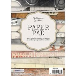 Sada papírů A5 Paper Pad Bloc, nr.108 (SL)