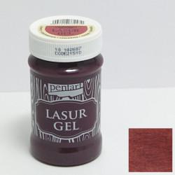 Pentart lazura gel 100ml - višeň